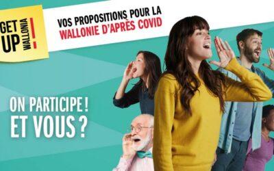 Get up Wallonia